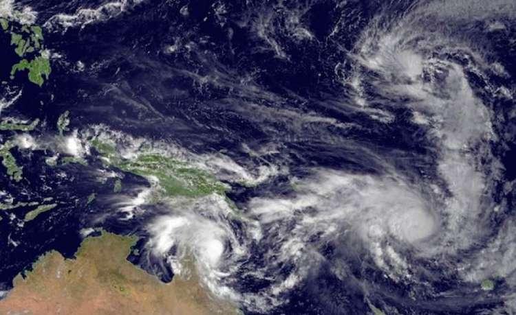 El Nino - Temperaturas acima da média