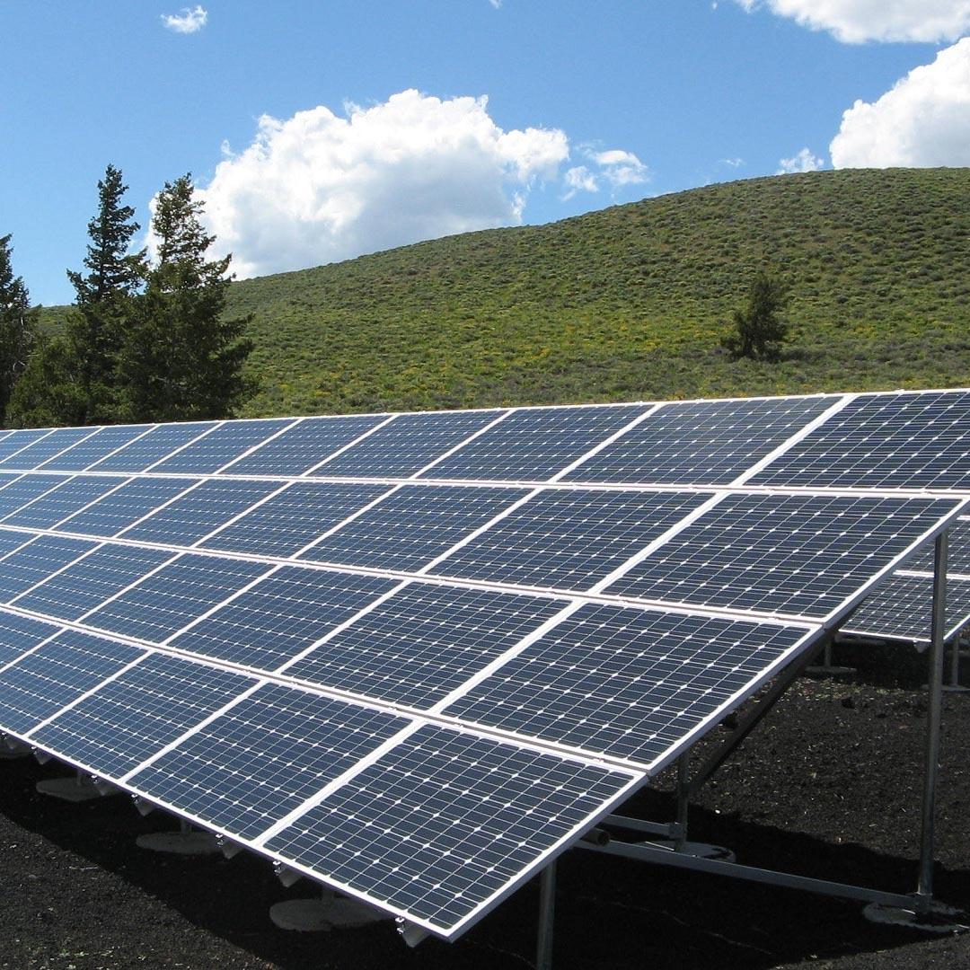 Instalação, manutenção e gestão de sistemas fotovoltaicos